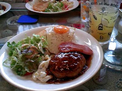 ハワイアンカフェ1