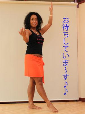 タヒチアンダンス1
