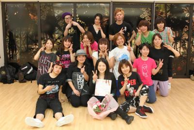 Shinoさん&LIL class part2