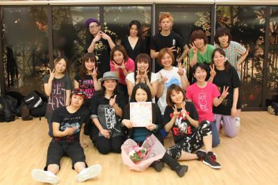 Shinoさん&LIL class part1